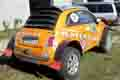 Fiat 500 4x4 ADELA - 4xDrive, Super plus racing shocks